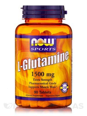 L-Glutamine (Глутамин - източник на енергия за мозъка и тялото при зависимости и стрес, стомашно-чревни нарушения, операции, хипогликемия)