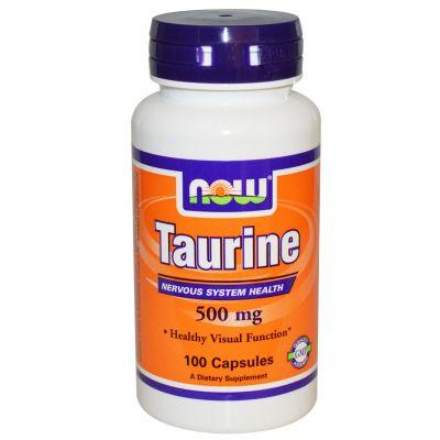Taurine ( Таурин - при стрес и нарушения на съня )