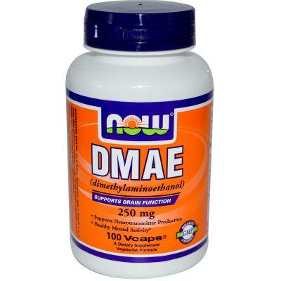 DMAE (диметиламиноетанол - за енергичност и издръжливост на концентрацията)