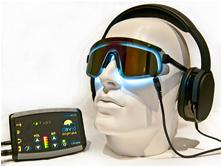 Аудио-визуална мозъчна стимулация