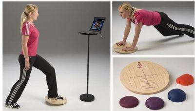 Mini-Board Биофийдбек система за вестибуларна рехабилитация, тренировка на зрително-моторна координация и концентрация на вниманието с компютърни игри