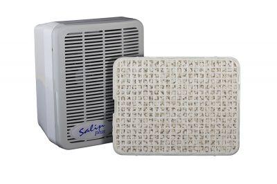 Salin Plus - апарат за солна дихателна терапия и солна стая у дома